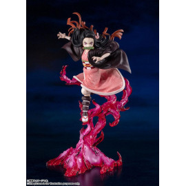 Statuette Demon Slayer Figuarts Zero Nezuko Kamado Blood Demon Art