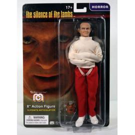 Figurine Le Silence des Agneaux Hannibal Lecter en camisole