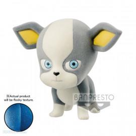 Figurine JoJo's Bizarre Adventure Stardust Crusaders Fluffy Puffy Iggy Version B