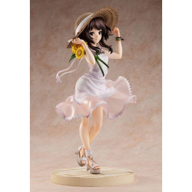 Statuette KonoSuba 1/7 Megumin Sunflower One-Piece Dress Version