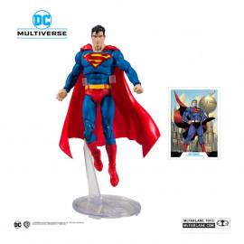 Figurine DC Rebirth Modern Superman Modern Action Comics 1000