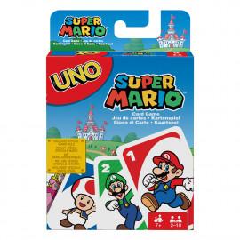 Jeu de Uno Super Mario