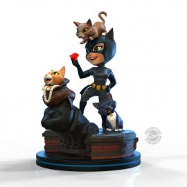 Statuette Batman Villain Catwoman
