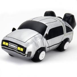 Figurine en Peluche Retour Vers le Futur DeLorean