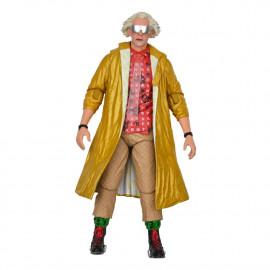 Figurine Retour Vers Le Futur 2 Ultimate Doc Brown (2015)