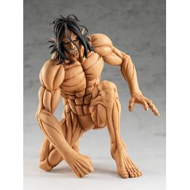 Statuette L'Attaque des Titans Pop Up Parade Eren Yeager Titan Form