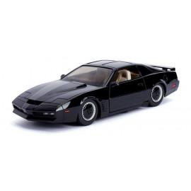 Réplique véhicule Knight Rider (K 2000) 1/24 1982 Pontiac Firebird Knightrider KITT