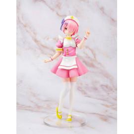 Figurine Re:Zero Precious Figure Ram Nurse Maid Version