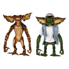 Pack de 2 figurines Gremlins 2 Ultimate Demolition Gremlins