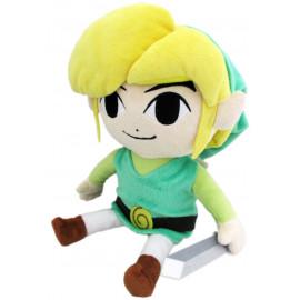 Figurine en Peluche Legend of Zelda: The Wind Waker Link