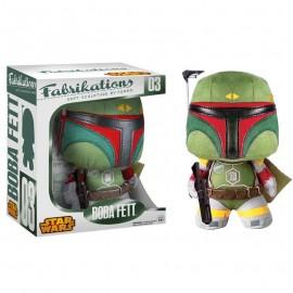 Figurine en peluche Star Wars Fabrikations Boba Fett