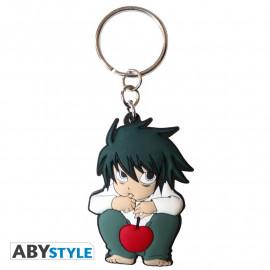 Porte-clés Death Note Personnage L