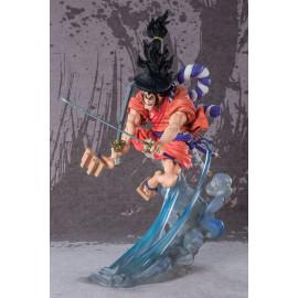 Statuette One Piece Figuarts Zero Extra Battle Kozuki Oden