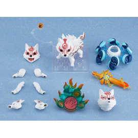 Figurine Okami Nendoroid Shiranui Deluxe Version