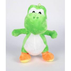 Figurine en peluche Super Mario Yoshi Vert