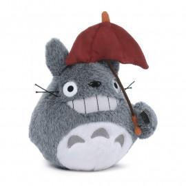 Peluche Mon Voisin Totoro Totoro & Parapluie Rouge