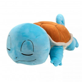 Peluche oreiller Pokémon Carapuce endormi