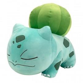 Peluche oreiller Pokémon Bulbizarre endormi