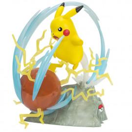 Statuette lumineuse Pokémon 25e Anniversaire Pikachu Deluxe