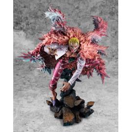 Statuette One Piece Excellent Model P.O.P. SA-Maximum Heavenly Demon Donquixote Doflamingo