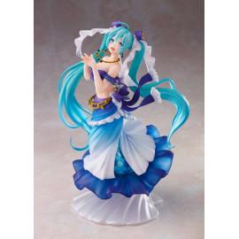 Figurine Vocaloid Princess AMP Hatsune Miku Mermaid Version