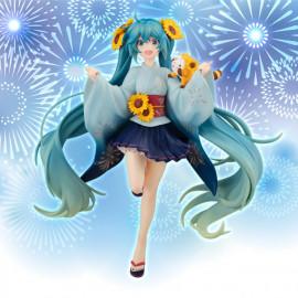 Figurine Vocaloid Special Figure Hatsune Miku Rascal Summer Festival