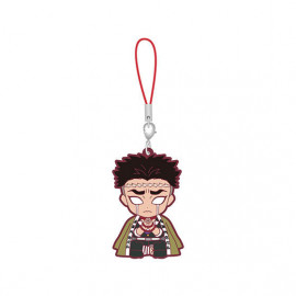 Porte-clés en caoutchouc Demon Slayer Capsule Rubber Mascot 5 Gyomei Himejima