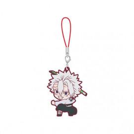 Porte-clés en caoutchouc Demon Slayer Capsule Rubber Mascot 5 Sanemi Shinazugawa