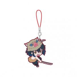 Porte-clés en caoutchouc Demon Slayer Capsule Rubber Mascot 5 Inosuke Hashibira
