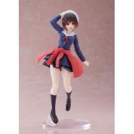 Figurine Saekano Coreful Megumi Kato Uniform Ver.
