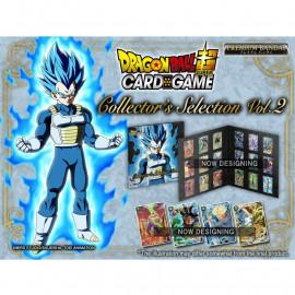 Cartes Dragon Ball Super JCC Collector's Selection Vol. 2