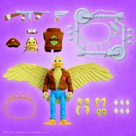 Figurine Les Tortues Ninja Ultimates Ace Duck