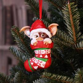 Décoration pour sapin de Noël Gremlins Gizmo in Stocking