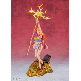 Statuette One Piece Figuarts Zero Nami by Eiichiro Oda WT100 Daikaizoku Hyakkei