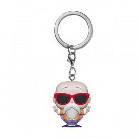 Porte-clés Pocket POP! Dragon Ball Z Master Roshi Peace Sign