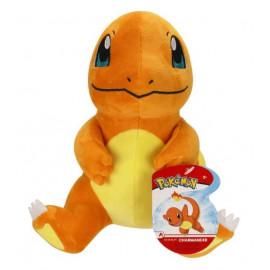 Figurine en peluche Pokémon Salamèche