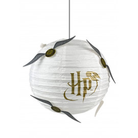 Lanterne en papier Golden Snitch Harry Potter