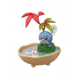 Figurine Pokemon Pocket Bonsai Ptitard avec Poissirène