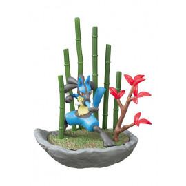 Figurine Pokemon Pocket Bonsai Lucario