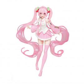 Figurine Vocaloid Sakura Miku Newly Written Illustration Ver.