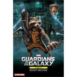 Les Gardiens de la Galaxie maquette Plastic Model Kit Rocket Raccoon