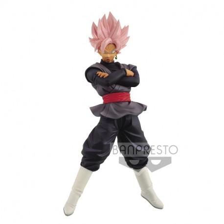 Figurine Dragon Ball Super Chosenshi Retsuden Chapter 2 Vol.5 Super Saiyan Rosé Black Goku