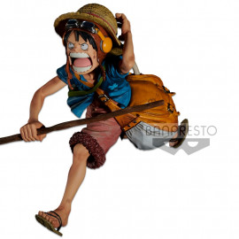 Figurine One Piece Luffy Chronicle Colosseum 4 Vol.1