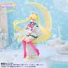 Figurine Sailor Moon Eternal Figuarts Zero Chouette Super Sailor Moon Bright Moon & Legendary Silver Crystal