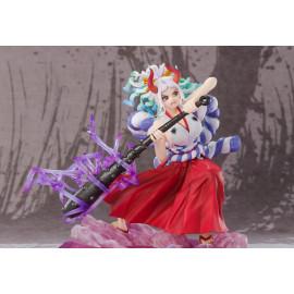 Statuette One Piece Figuarts Zero Extra Battle Yamato Raimei Hakke