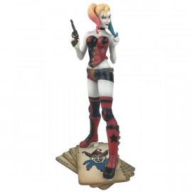 Statuette DC Comic Gallery Harley Quinn Rebirth