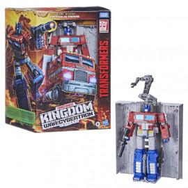 Figurine Transformers WFCK Leader Optimus Prime