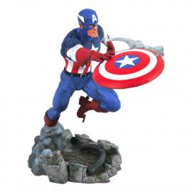 Statuette Marvel Gallery Vs Captain America