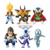 Lot de 6 figurines Dragon Ball WCF Collection Treasure Rally Volume 4