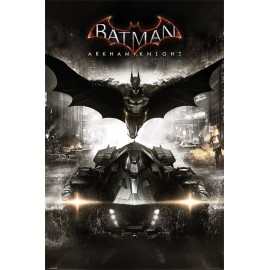 Poster Batman Arkham Knight Teaser